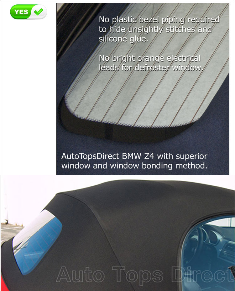 Bmw Z4 Problems: BMW Z4 Convertible Top, 2003-2008, Original Basalt Gray