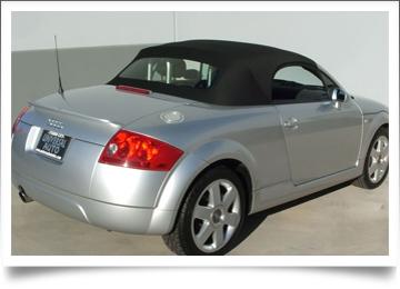 2000 - 2006 Audi TT Convertible Top Replacement