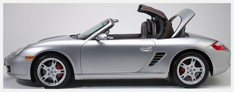 1997-2002 Porsche Boxster Glass Window
