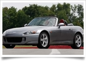 Honda S2000 Convertible Top from AutoTopsDirect.com