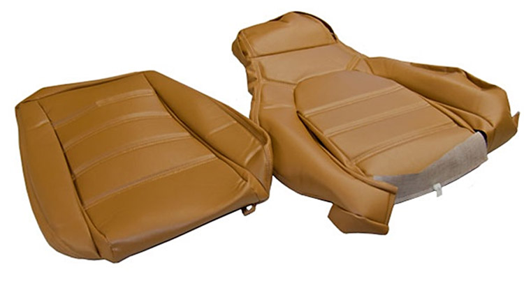 Mazda Miata Tan / Saddle Seat Covers