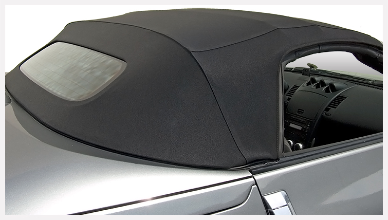 Nissan 350Z Convertible Top Window