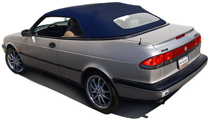 Saab Convertible Top