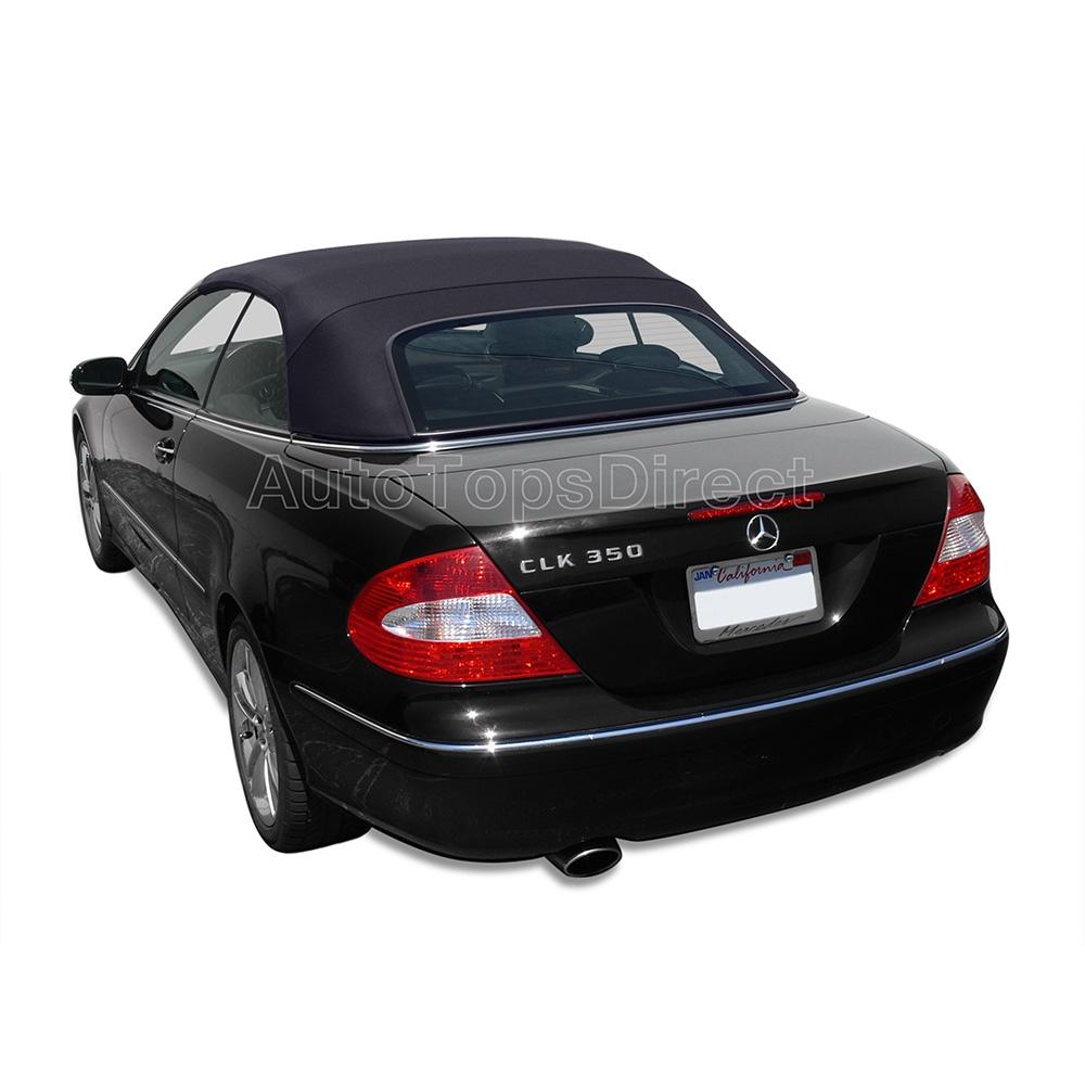 2004-2009 CLK Convertible Top