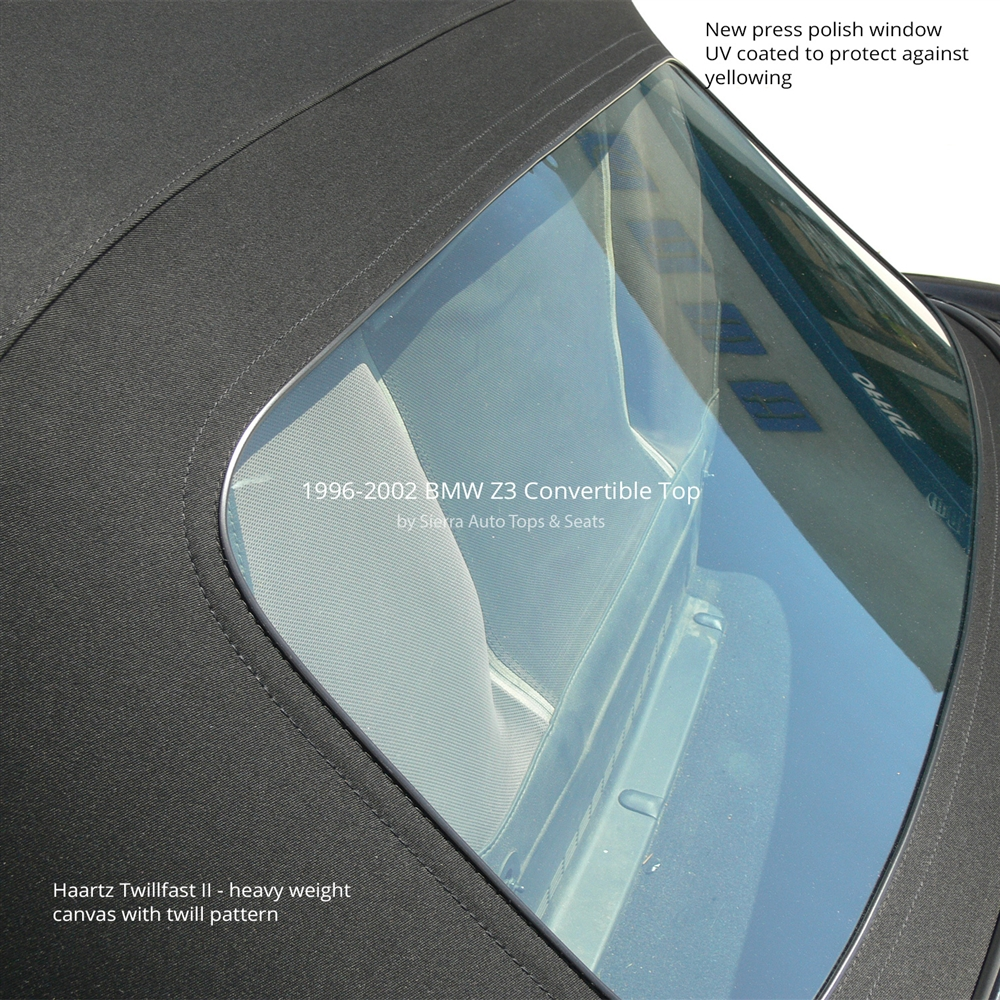 2004 2010 Bmw 6 Series Convertible Top Replacement: 1996-2002 BMW Z3 (E37) Convertible Tops