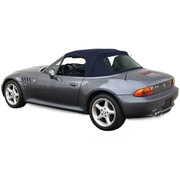 Bmw Z3 1996 2002 Roadster Stayfast Convertible Top Blue