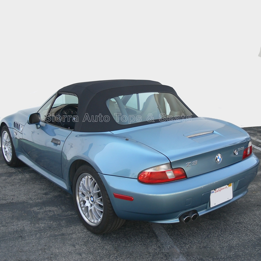 Bmw Z3 Black: 1996-2002 BMW Z3 (E37) Convertible Tops