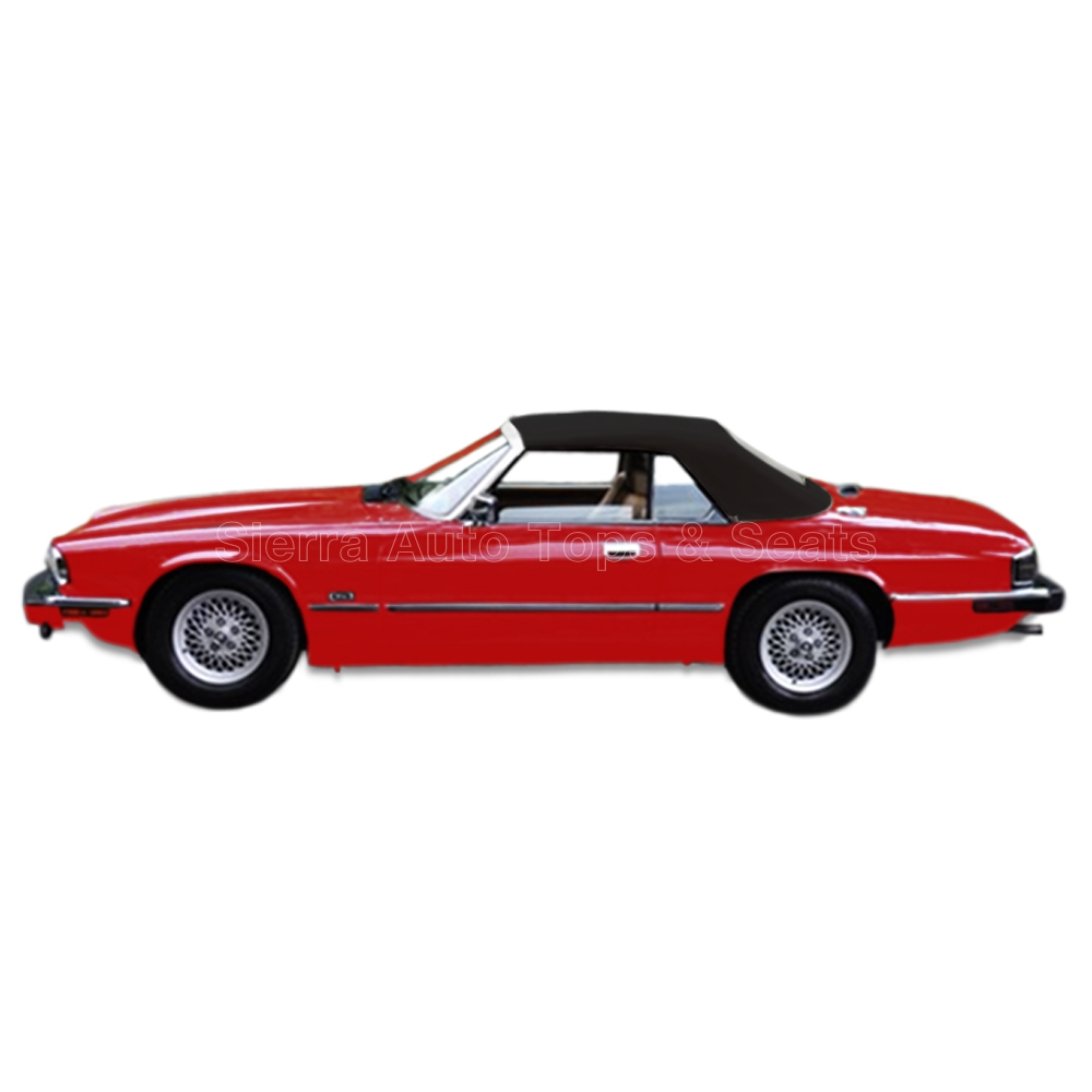 Price Of Jaguar Convertible: 1989-1996 Jaguar XJS Convertible Tops