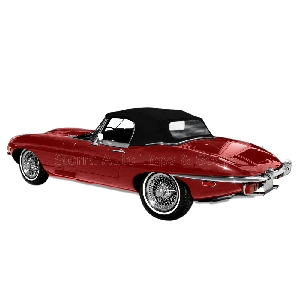 1966 Jaguar Xke Convertible: 1961-1971 Jaguar XKE Convertible Top From AutoTopsDirect.com