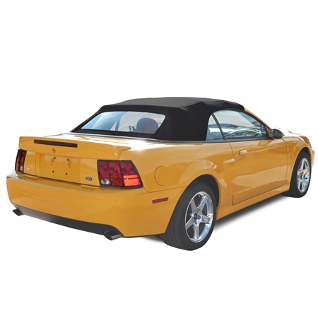 Ford Mustang Cobra Convertible Top 1994 04 Black Twillfast