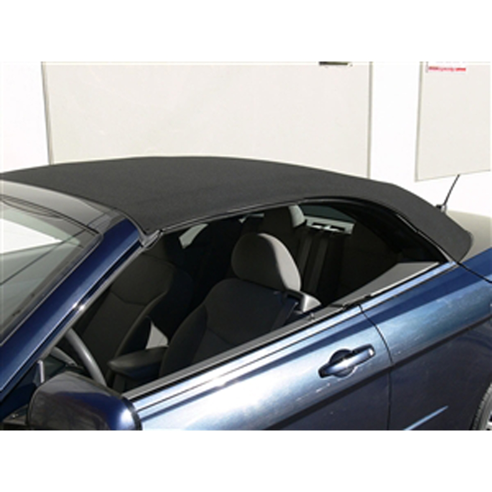 Chrysler Sebring Convertible Top 2008-11 In Black