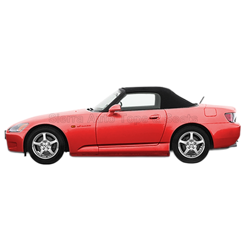 2000-2001 Honda S2000 Convertible Top From AutoTopsDirect.com
