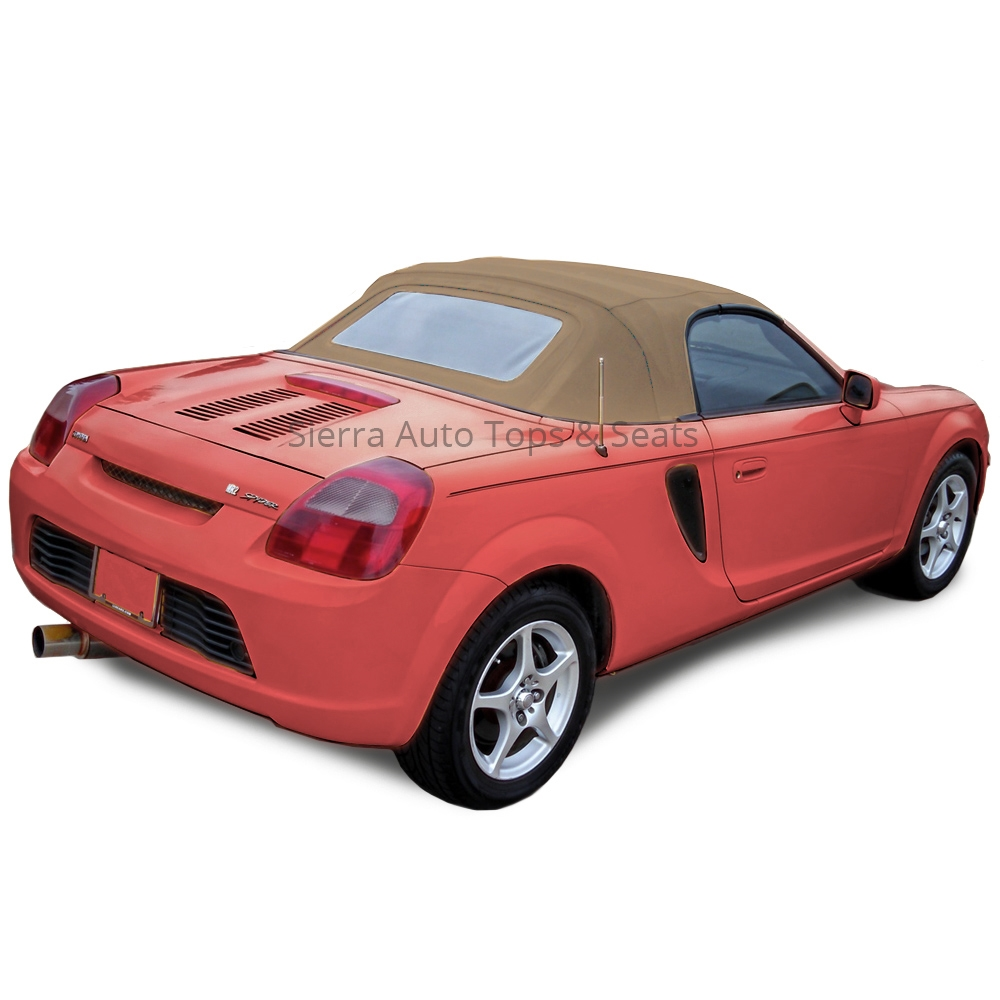 2000-2007 TOYOTA MR2 SPYDER Convertible Tops