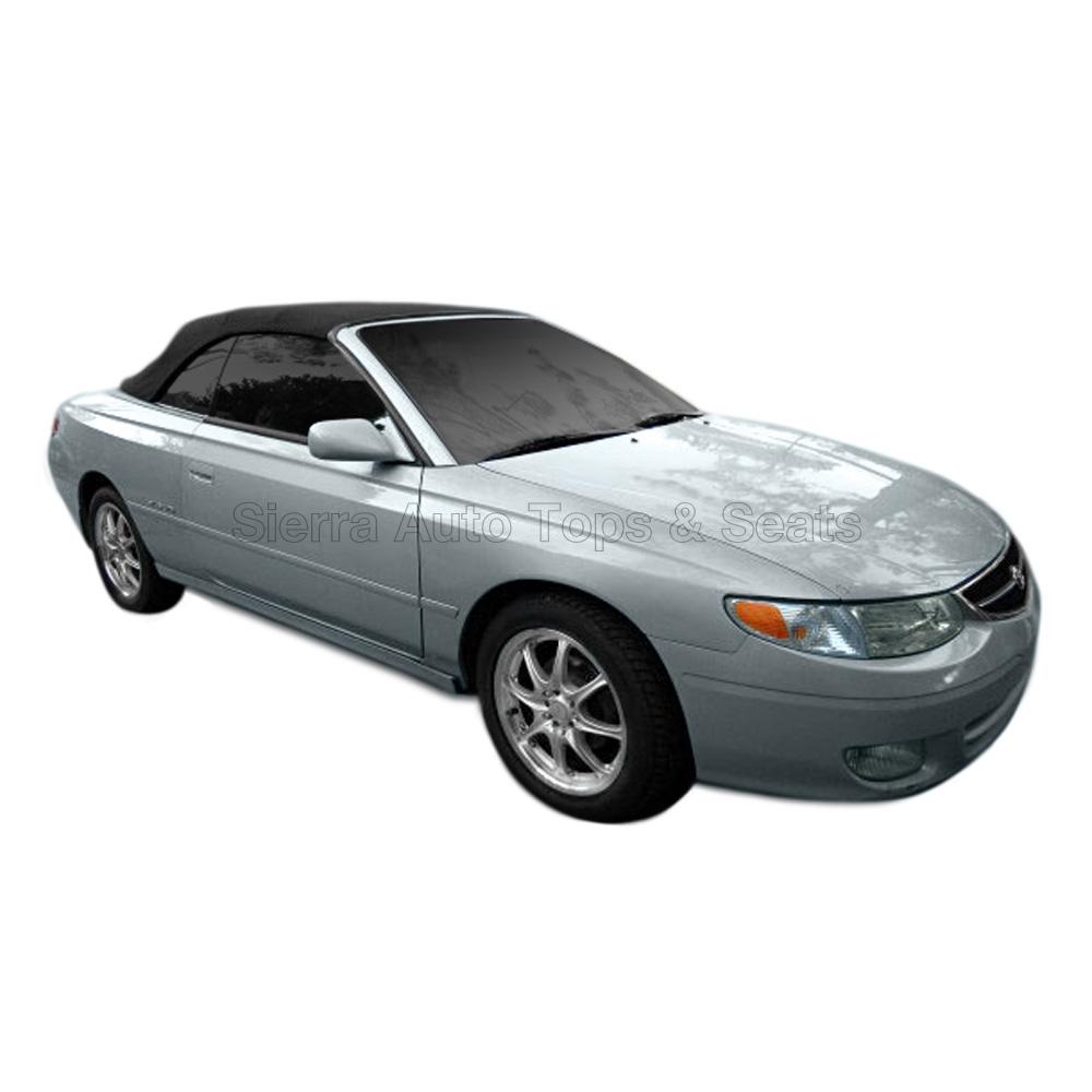 2000 2003 Toyota Solara Convertible Tops