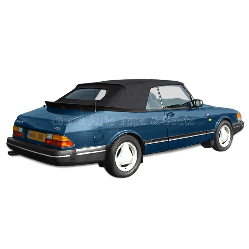 1986 1994 saab 900 cabriolet convertible top. Black Bedroom Furniture Sets. Home Design Ideas