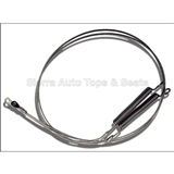 1996-2006 Chrysler Sebring Convertible Side Tension Cables
