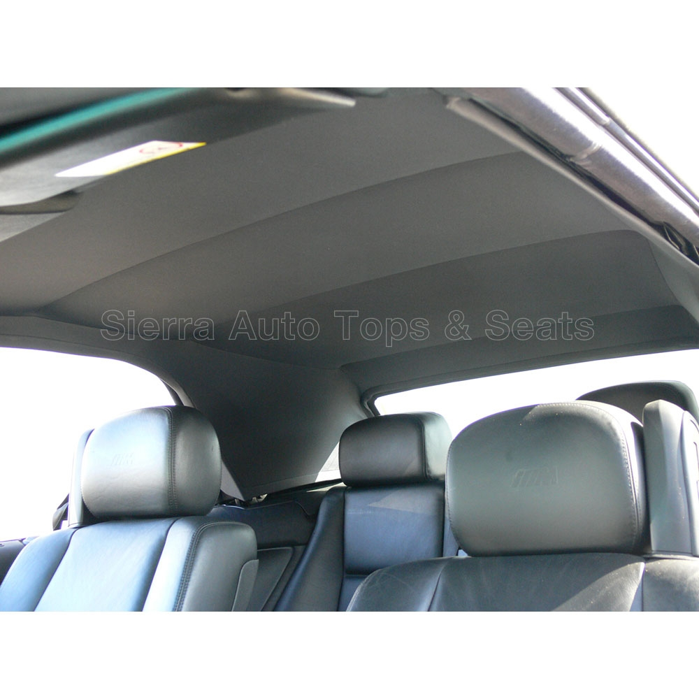 Bmw 2000 2006 Headliner Twill Charcoal