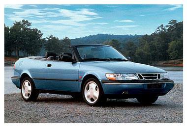 1996 1998 Saab Convertible Top