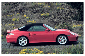 AutoTopsDirect.com Porsche 996 Convertible Top