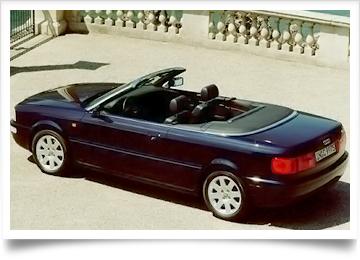 1992 1998 Audi Cabrio Convertible Tops