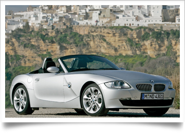 Replacement Bmw Z4 Amp M Roadster 2003 2008 E85