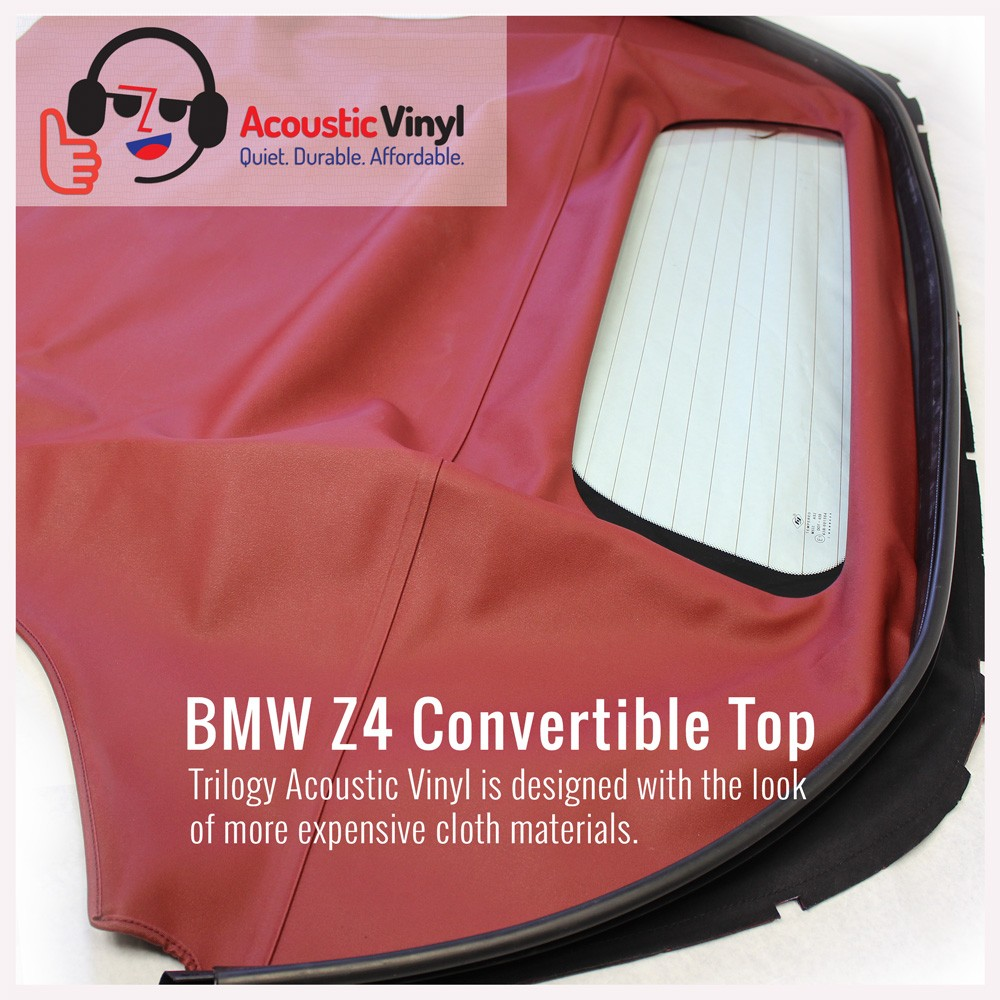 BMW Z4 Convertible Top