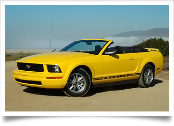 Mustang Convertible Soft Top Replacement