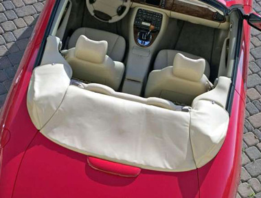 Jaguar W Bootcover on 1994 Mitsubishi Eclipse Spyder
