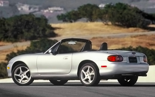 Miata Replacement Convertible Tops