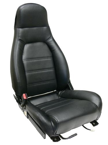1990 1996 Mazda Miata Front Seat Cover Kit Black Or Tan