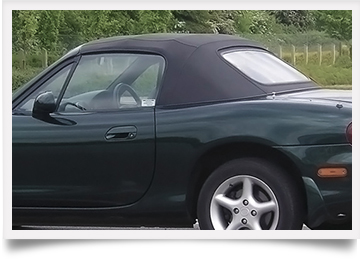 Mazda Miata Convertible Top