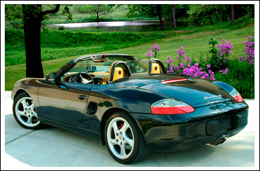 Porsche Boxster Convertible Tops at AutoTopsDirect.com