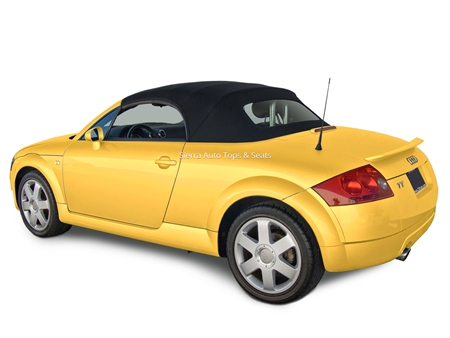 Audi TT 2000-06 Convertible Top & Window | Black TwillFast