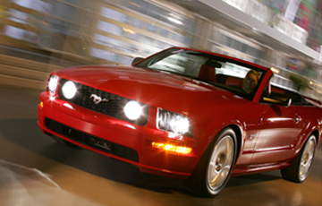 Mustang Convertible Top Replacements For 1983 2013 Fords