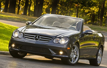 Mercedes Convertible Top Replacement  Mercedes Headliners